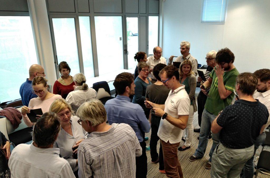 MardiMeetUp du 05/09/2017 – C'est la rentrée ! On prépare le prochain Printemps Agile ?