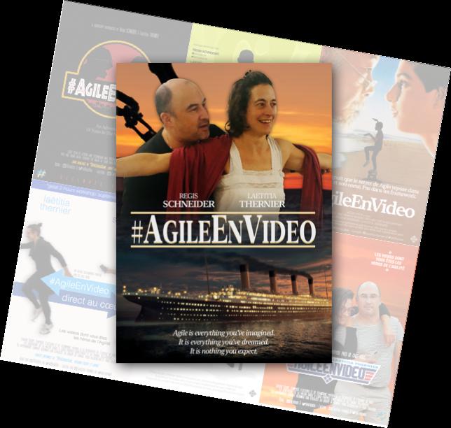 #AgileEnVideo : Les vidéos dont vous êtes les héros Agile